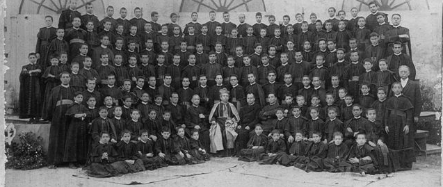 Seminaristas 1903