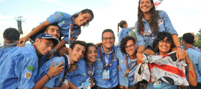 Route Agesci 2014, il maxi raduno scout